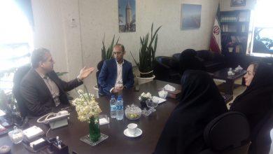 Photo of دیدار مهندس نوروزی پور با معاونت سیاسی امنیتی استاندار