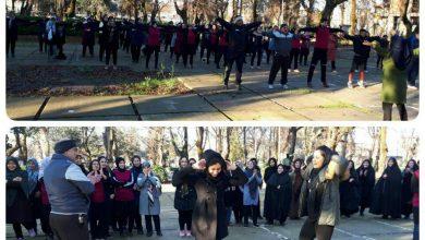 Photo of همایش پیاده روی به مناسبت گرامیداشت سردار سلیمانی