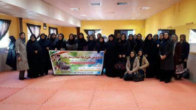Photo of مسابقات آمادگی جسمانی ویژه کارکنان دولت در شهرستان آزادشهر