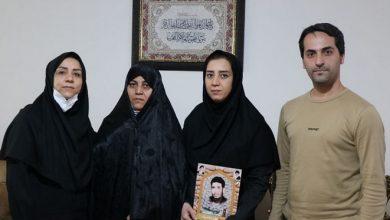 Photo of دیدار اعضای هیات ورزش های همگانی گلستان،با خانواده شهید علی رضا ضیا،به مناسبت گرامیداشت سوم خرداد و آزادسازی خرمشهر