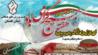 Photo of پیام تبریک الهه غیناقی به مناسبت هفته بسیج