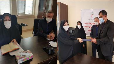 Photo of اعضای هیئت رئیسه ورزش های همگانی استان گلستان معرفی شدند