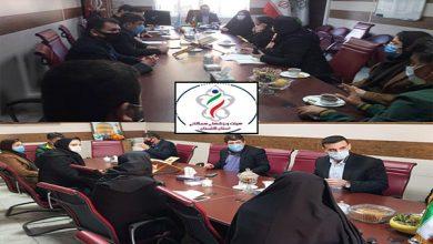 Photo of جلسه هماهنگی و هماندیشی لیگ تندرستی ایرانیان با حضور مسئولان ورزشی