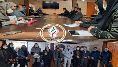 Photo of برگزاری جلسه کمیته داژبال گلستان