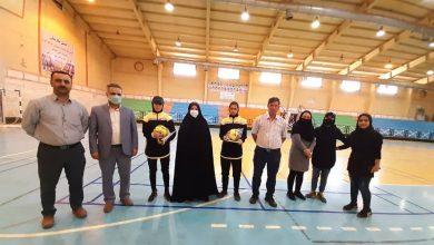 Photo of برترین های مسابقه روپایی جام رمضان بانوان جوایز خود را دریافت کردند